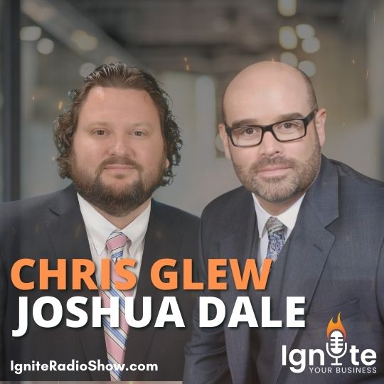 Chris Glew and Joshua Dale: Ensuring Wide Scale Website Accessibility