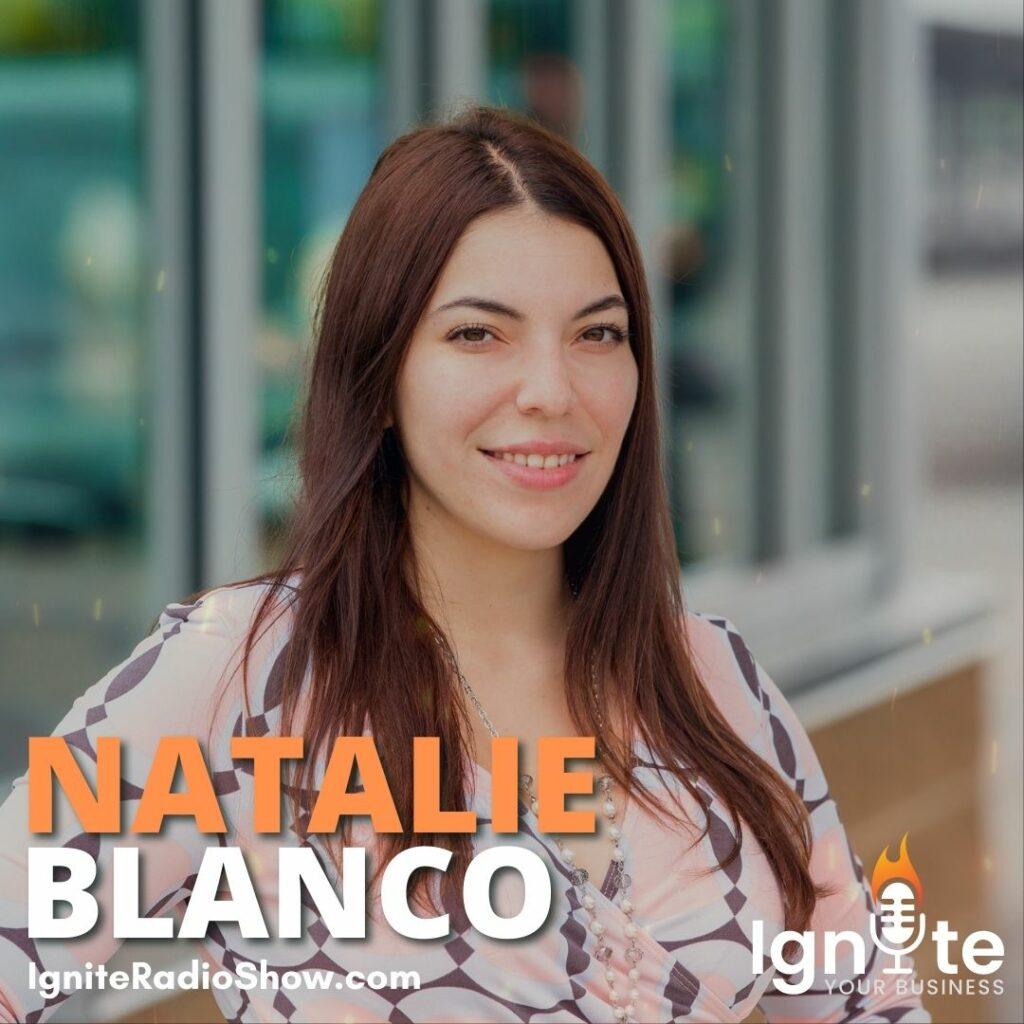 Natalie Blanco: Taking Entrepreneurship to the Next Level