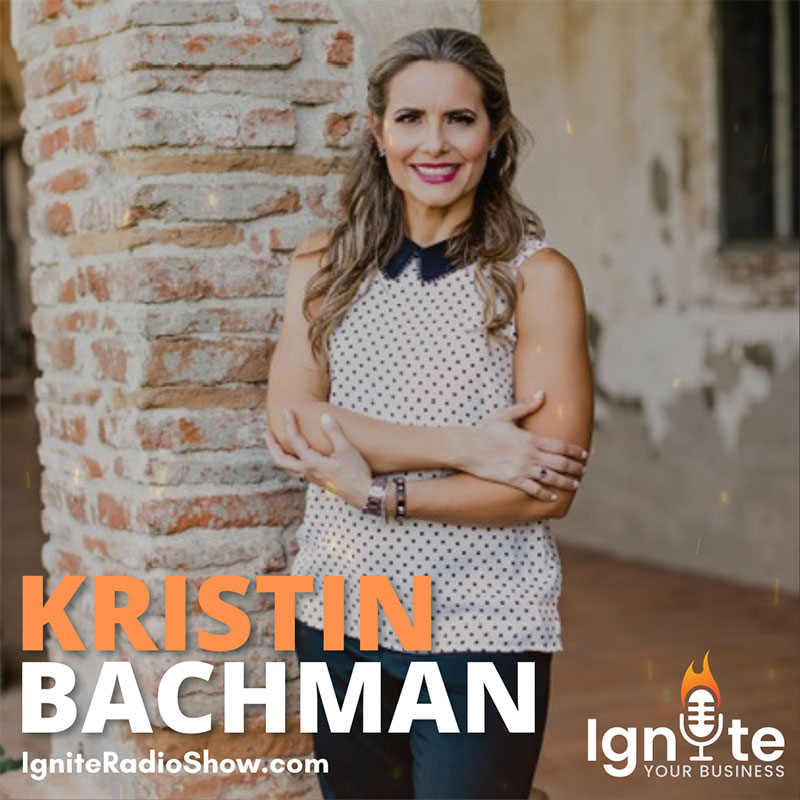 Dr. Kristin Bachman: The Impact of Covid on Kids and Business Owners