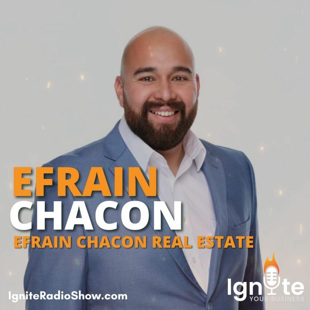 Efrain Chacon: Real Estate Agent and Social Media Ninja!