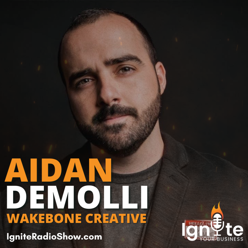 Aidan Demolli: Marketing And The Military… Go Hand In Hand?