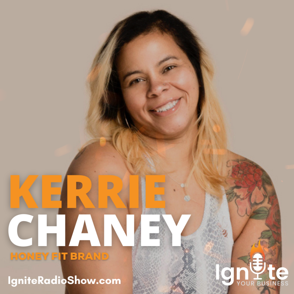Kerrie Chaney: Comparison To Your Competition Is the Thief of Joy