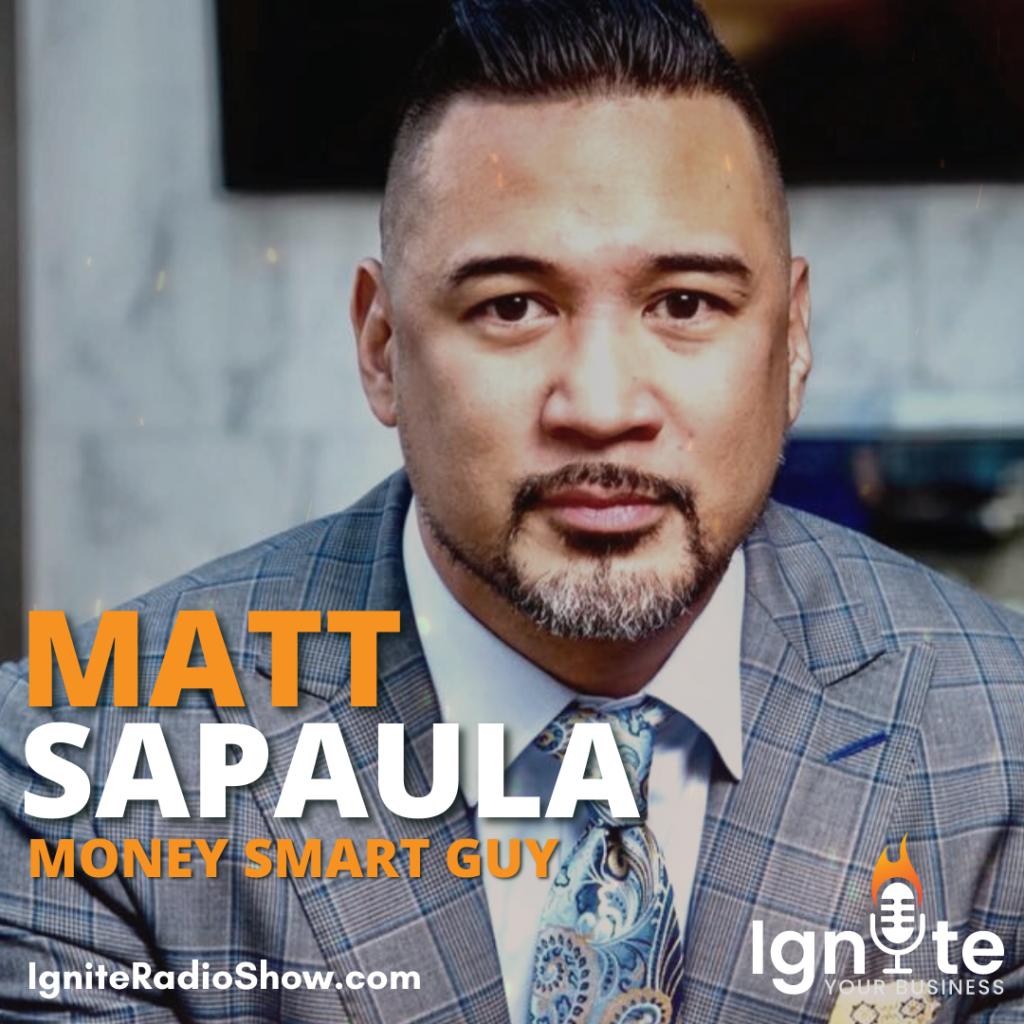 Matt Sapaula: Are You Contributing To The Country's Broadening Wealth Gap?