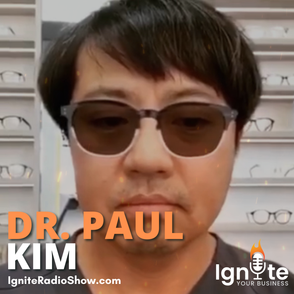 Dr. Paul Kim: Growing Your Network With An Ideal Customer Experience