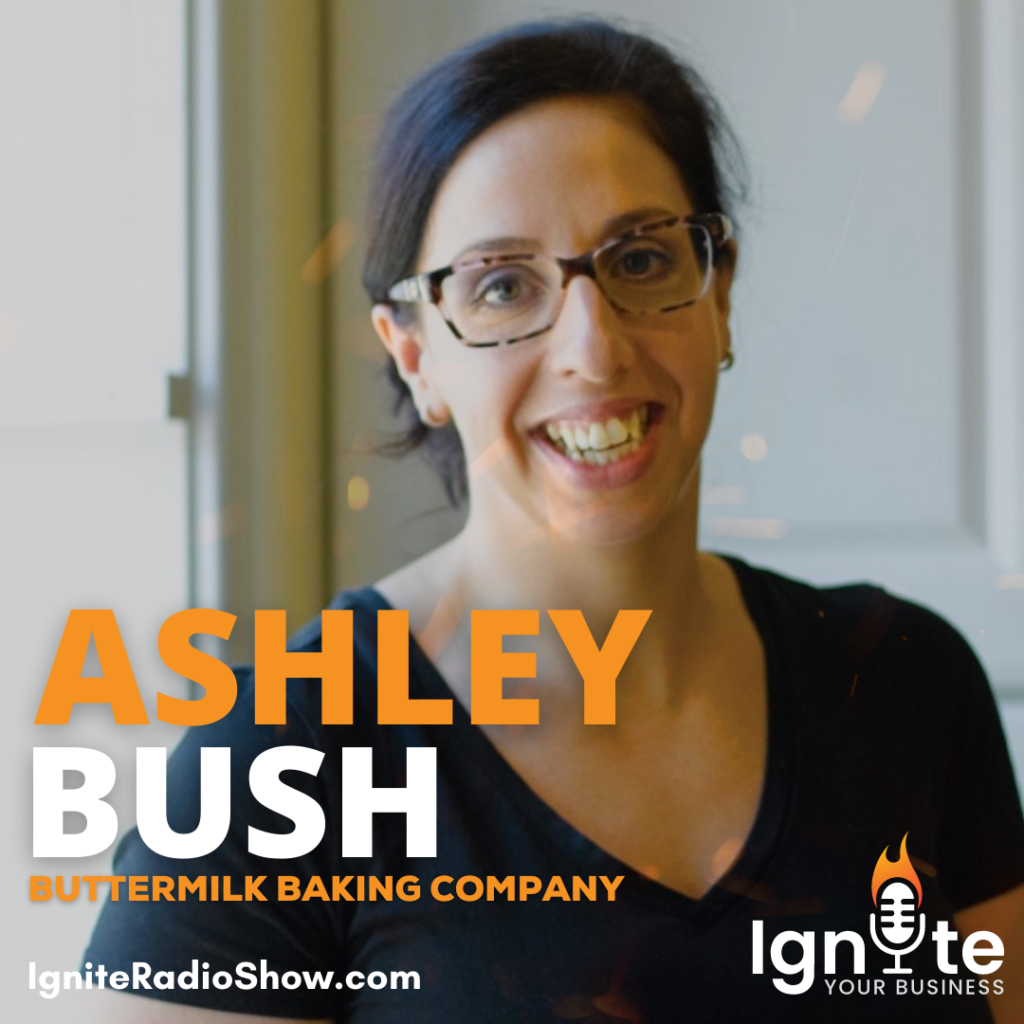 Ashley Bush: Eat My F@%*!¥#' Pies, And Put A Smile On Your Face!