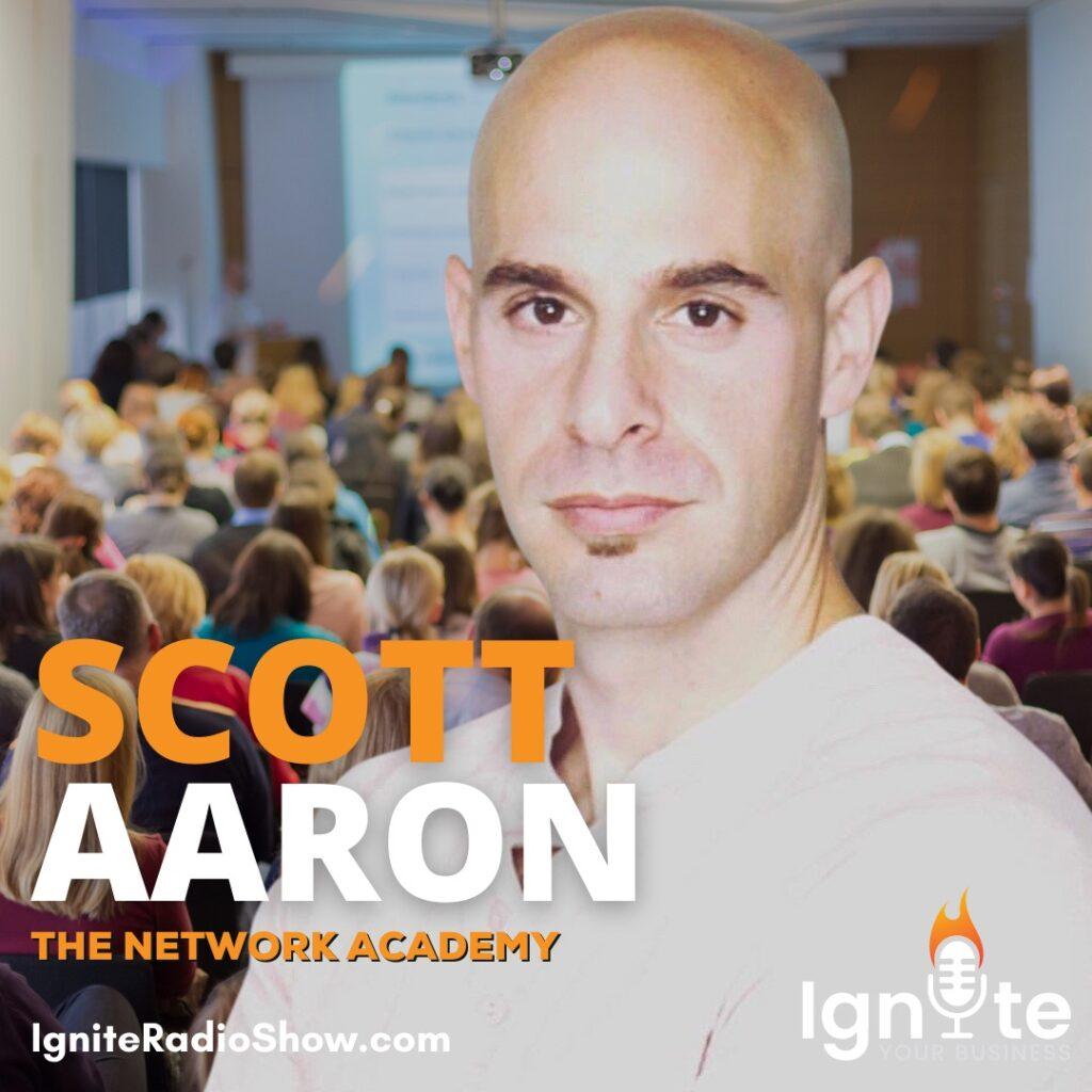 Scott Aaron: How To Socially Sell On LinkedIn