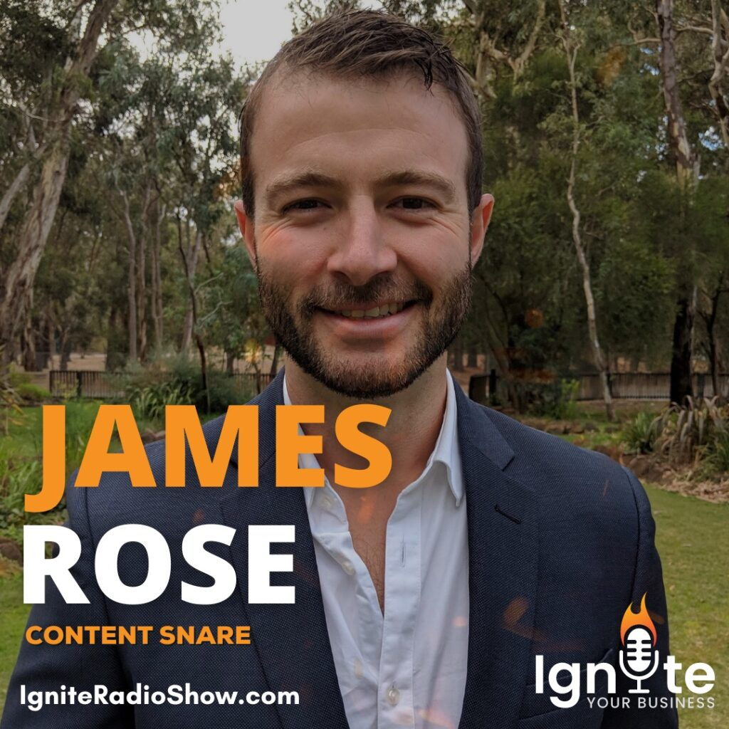 James Rose: Automation and How To Reclaim Time