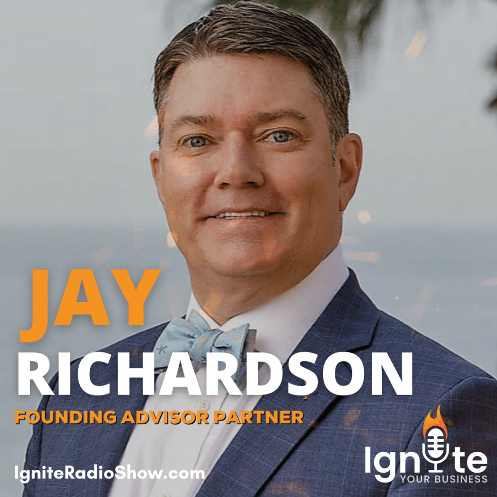 Jay Richardson: Building Wealth Is NOT Ungodly!