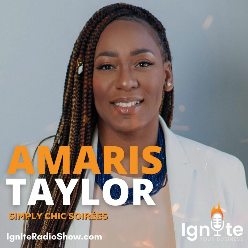 Amaris Taylor: Event Planning In A Covid World