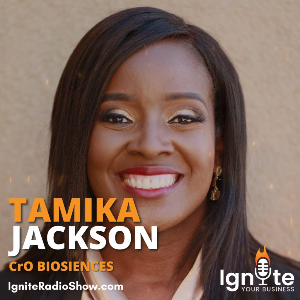 Tamika Jackson: The Future of Pharmaceuticals is Female
