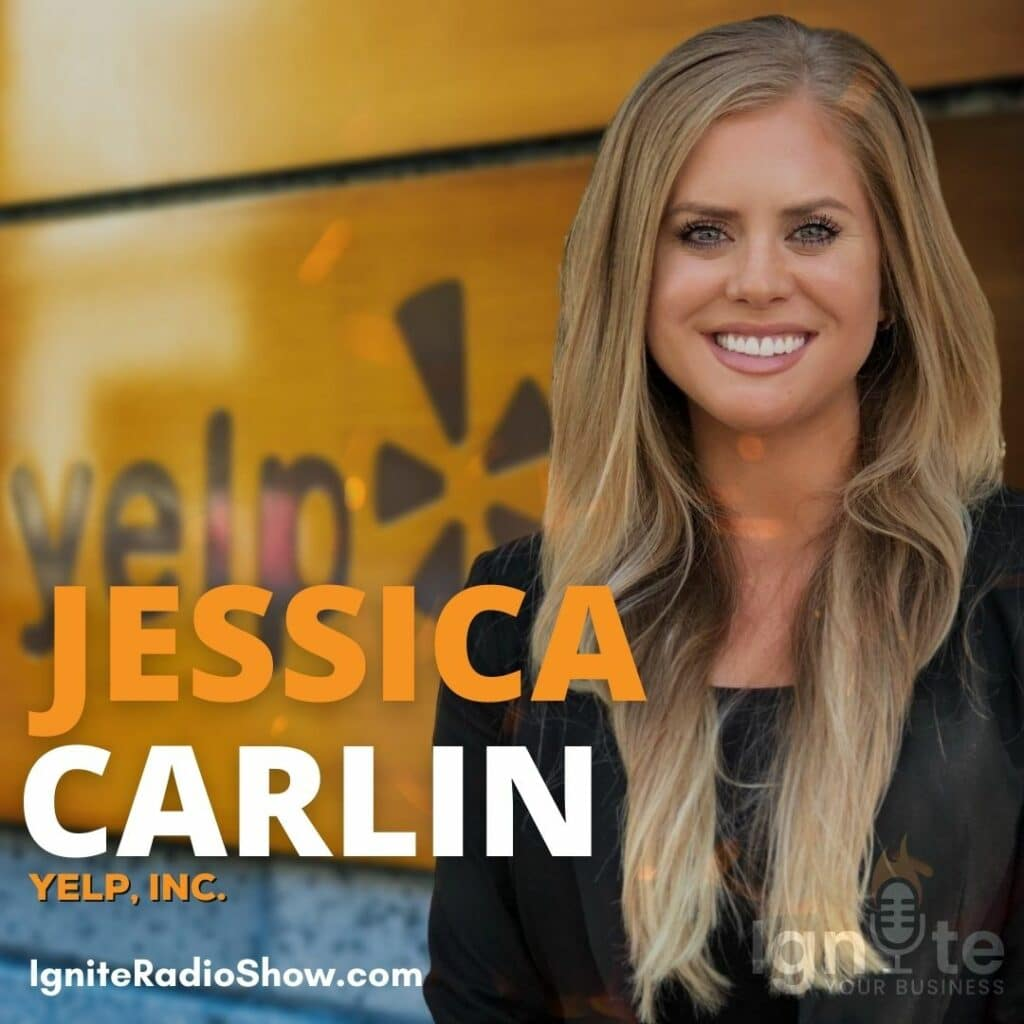Jessica Carlin: How To Adequately Ask For Customer Reviews on Yelp?