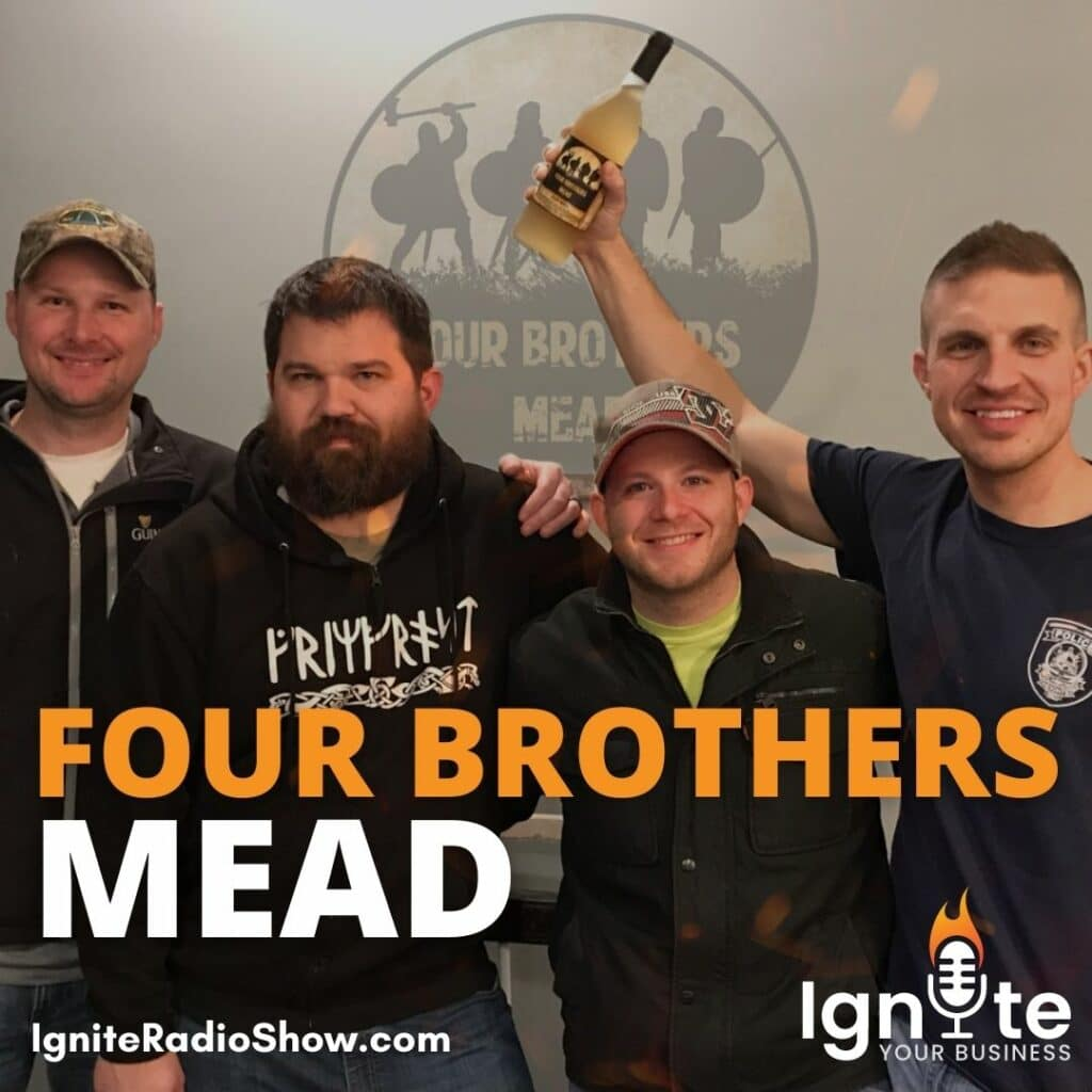 Four Brothers Mead: How To Get Started With Brewing Mead?