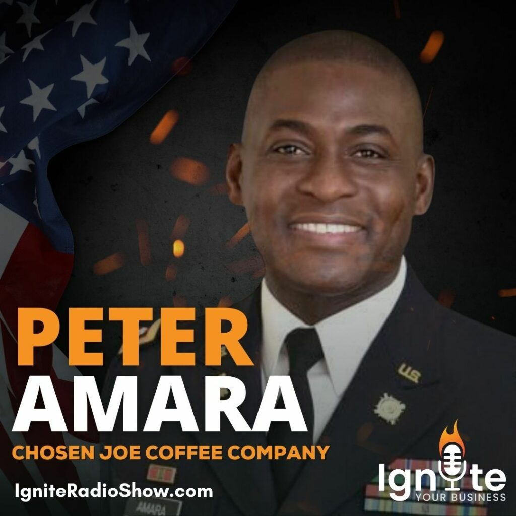 Peter Amara: One-on-One with Chosen Joe Inspirer!