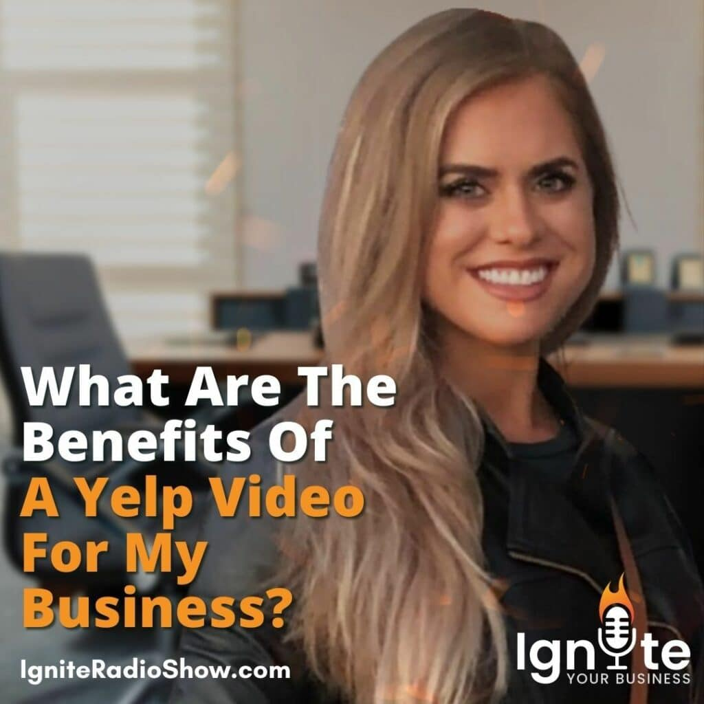 Jessica Carlin: What Are The Benefits Of A Yelp Video For My Business?